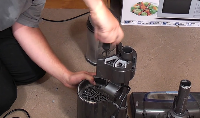 Guide to Replace the Shark Rotator Motor