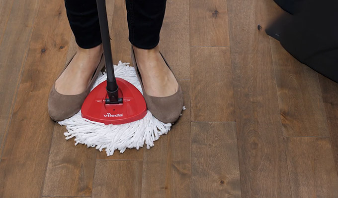 How Do You Change A Vileda Spin Mop Head