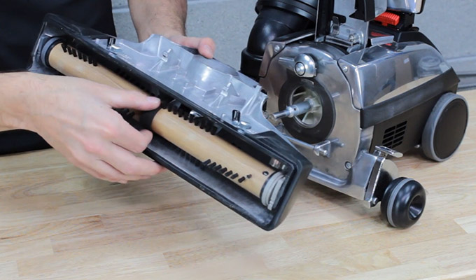 How to Change a Belt on a Kirby Vacuum