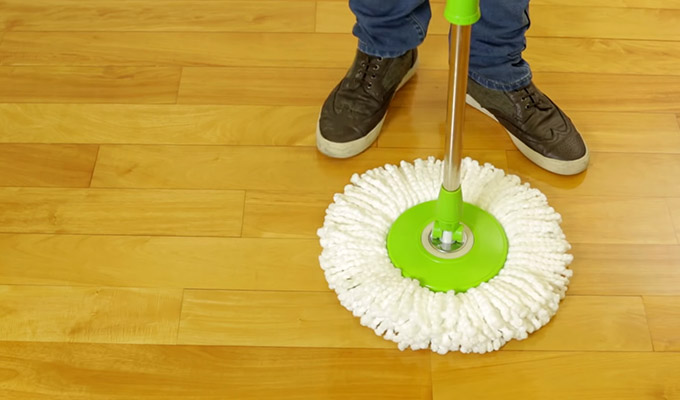 How to Use Spin Mop with Detailed Instructions FI