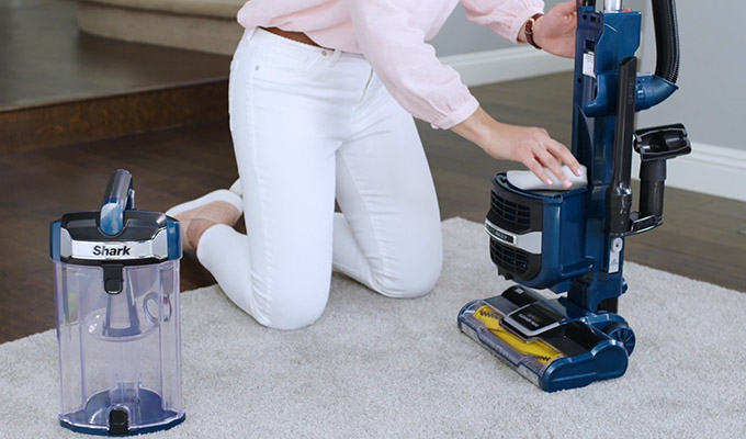 Why Does My Shark Vacuum Stink